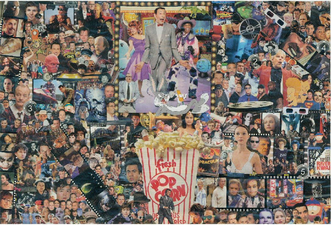 collages collage movie purple mozi bem translated